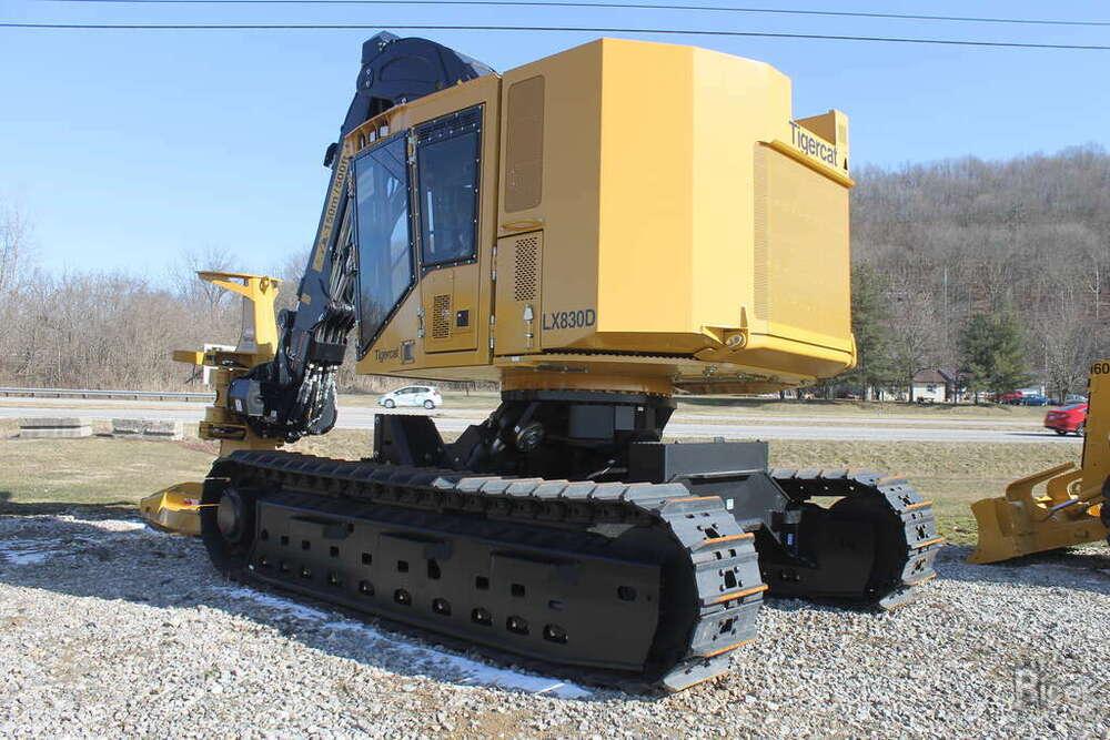 2021 Tigercat LX830D - 11477