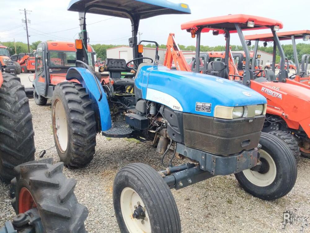 2006 New Holland TT60 - 10873