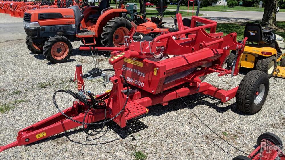 2017 Farm King BW200 - U1637