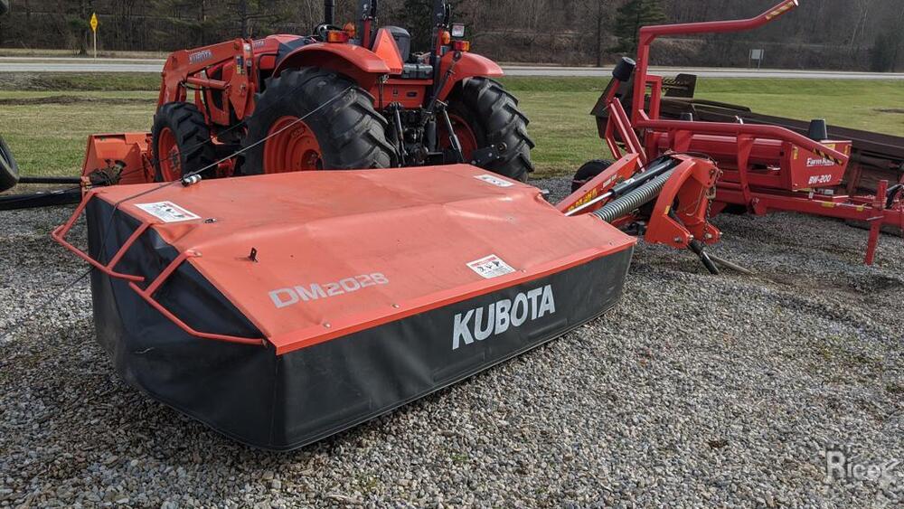 2014 Kubota DM2028 - 9418