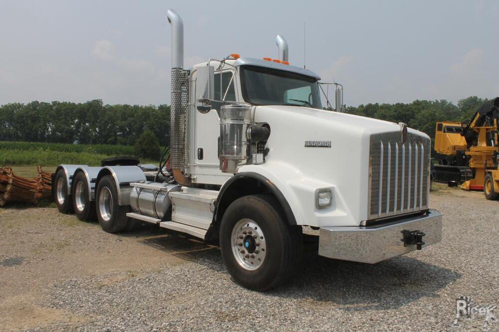 2009 Kenworth T800 - 12666