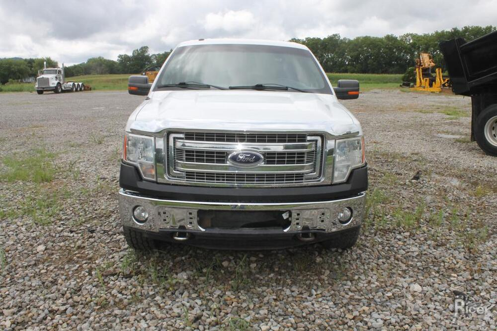 2013 Ford F150 - 12670